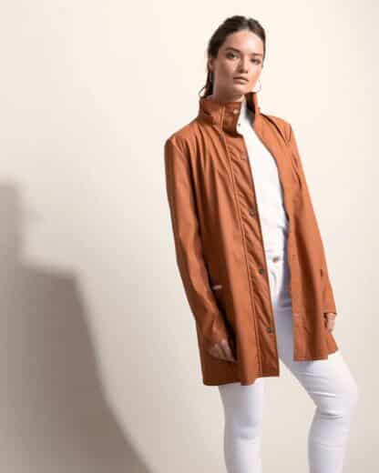 "Dada Sport Long Style Raincoat ""Kino"""