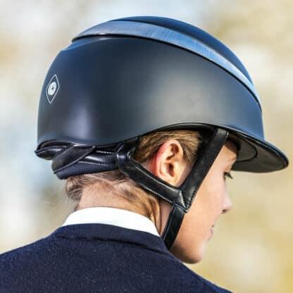 Charles Owen Halo MIPS Helmet with Regular Brim