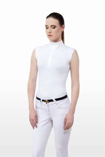 "Lotus Romeo Light Sleeveless Mesh Show Shirt with UV Protection ""Hunter Air SL"""
